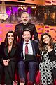 hugh jackman channels p t barnum with graham norton show recap 04
