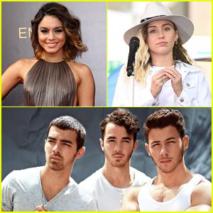 Kenny Ortega Would Love To Have Vanessa Hudgens & Jonas Brothers in 'Descendants 3'