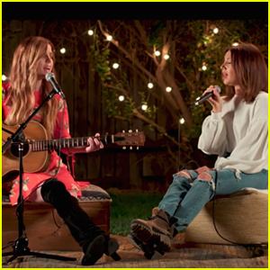 Ashley Tisdale Sings 'Cool Kids' With Echosmith's Sydney Sierota - Video!