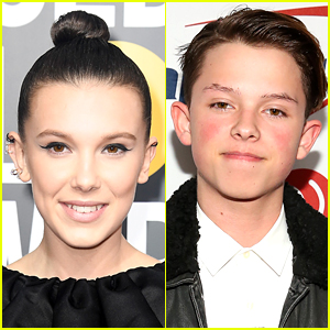 Millie Bobby Brown Jacob Sartorius New Couple Alert